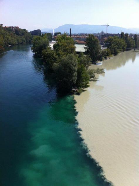 Pertemuan 2 Sungai